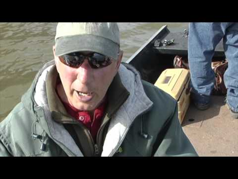 Fishing Late Winter For The Pennsylvania Walleye