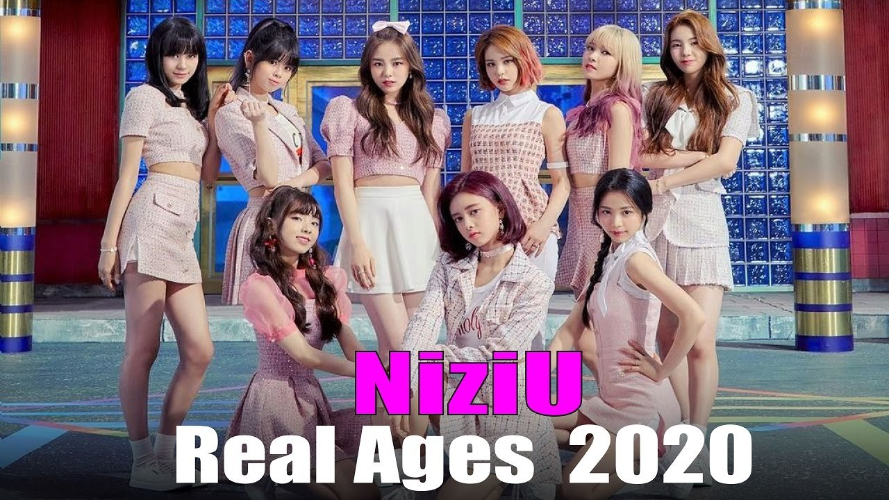 NiziU Members Real Ages & Profile || You Don't Know