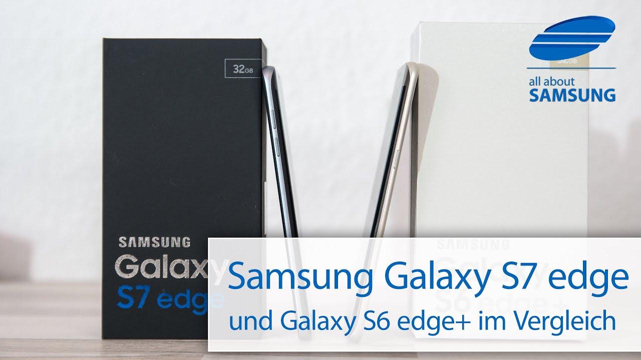 Samsung galaxy s7 edge unboxing deutsch 4k youtube - Samsung Galaxy S7 Edge Vs Galaxy S6 Edge Vergleich Deutsch 4k