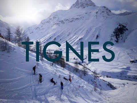 ski tignes 2018 (gopro & drone edit)