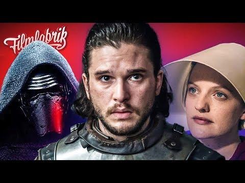 GAME OF THRONES Staffel 8 - Mehrere Enden? | STAR WARS 9-Regisseur bekannt | EMMYS 2017