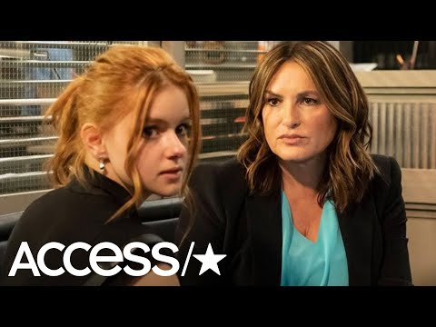Ariel Winter Praises Mariska Hargitay For Helping Her Through Tough 'Law & Order: SVU' Role