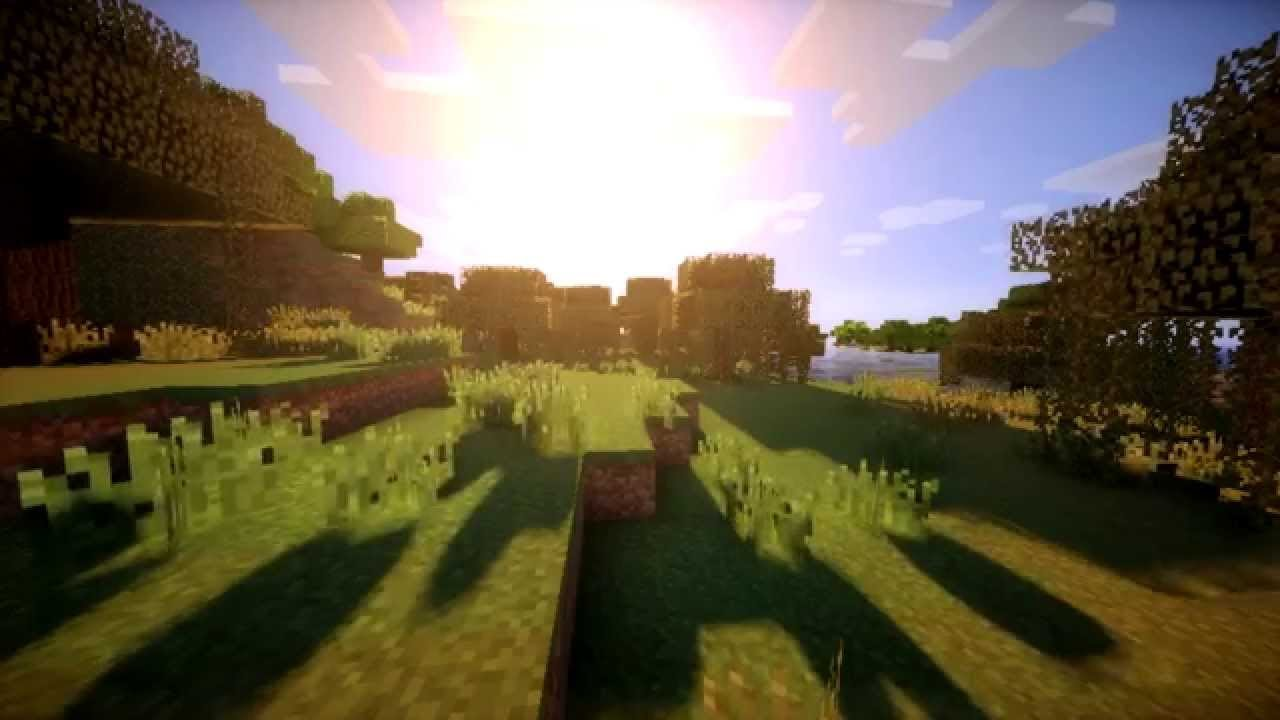Minecraft Rudoplays Shader And Flow S Hd Texture Pack Review Youtube