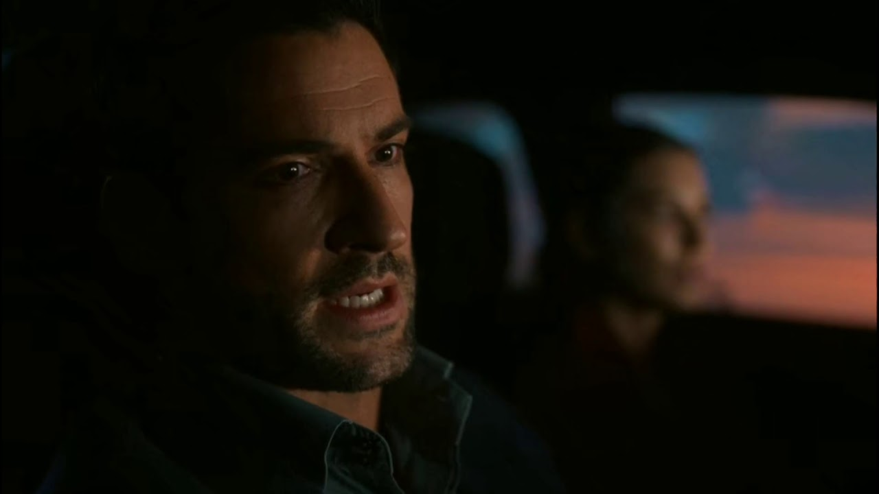 Download Lucifer catches Chloe in a lie // Chloe betrays Lucifer S4E03 1080p HD