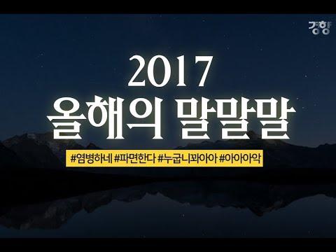 [경향신문] 2017년 올해의 말말말