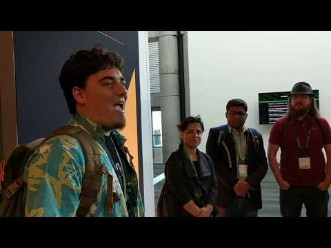 Palmer Luckey Speaking At Oculus Connect 4 (Part 1)