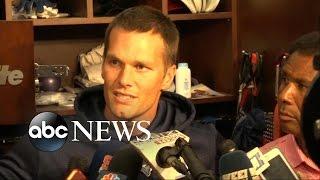 Tom Brady Speaks Following Overturned Suspension