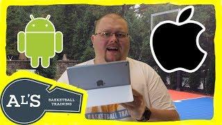 Why Every Basketball Coach Needs an iPad or Tablet | Basketball Tech