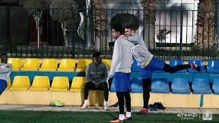 بالصور والفيديو.. النصر يستأنف تدريباته لمواجهة الفيصلي - صحيفة صدى الالكترونية