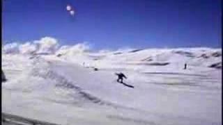 0 60 ken block s snowboard rally bit from dc s mtn lab 1 5