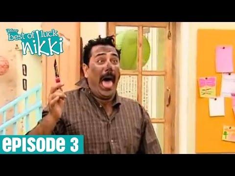 Best Of Luck Nikki | Season 1 Episode 3 | Disney India Official