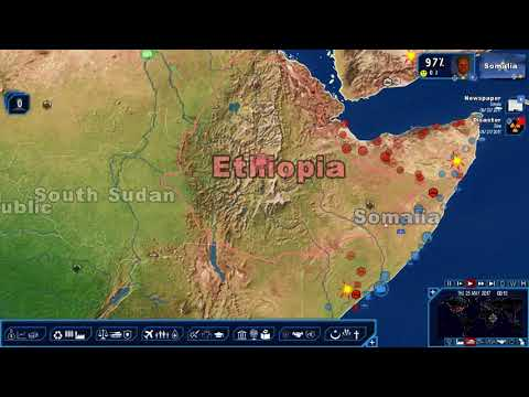Geopolitical Simulator 4: Somalia Challenge Ep. 8 Rounding the African Horn