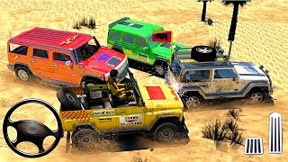 Racing games 4x4 Offroad Champions #4- Android GamePlay