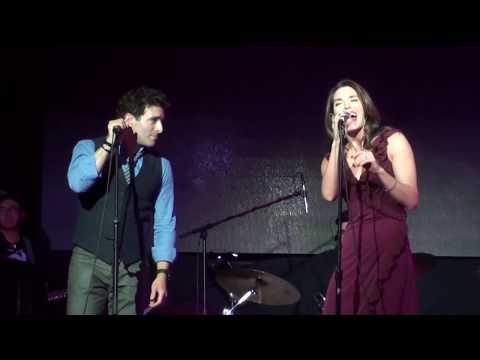 Jarrod Spector and Kelli Barrett  In Your Eyes @ Highline Ballroom, 42318