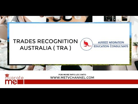 ' Migrate Me ' On Trades Recognition Australia ( TRA ) | Episode 5 | Aussizz Group | Me TV