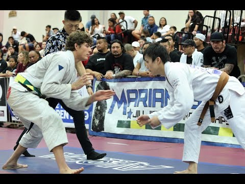 Roberto Jimenez vs Takafumi Sano / Marianas open 2019