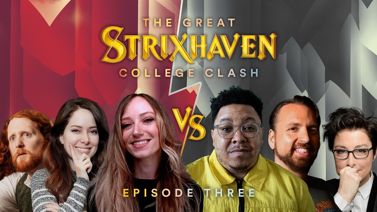 The Great Strixhaven College Clash Episode 3 Trailer
