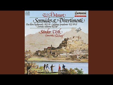 Serenade No. 13 in G Major, K. 525, &quo