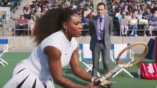 Intel Commercial 2017 Serena Williams, Jim Parsons Outdated Equipment
