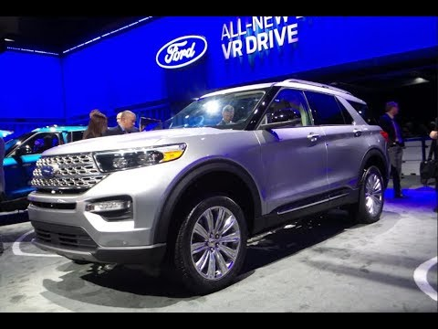THE BEST!! 2020 Ford Explorer First Price