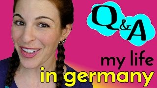 Q&A: Life in Germany Still an