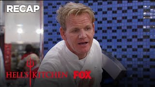 hellish moments raw steak and other disasters season 14 ep 4 hells kitchen - Hells Kitchen Season 14 2