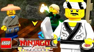 VENCI UMA CORRIDA COM CAMBALHOTAS em The LEGO NINJAGO Movie Video Game EXTRAS #21