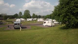 Strathclyde Country Park Caravan Club Site