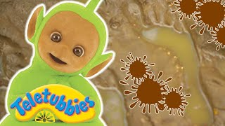 ★Teletubbies English Episodes★ Muddy Footprints ★ Full Episode - HD (S15E13)