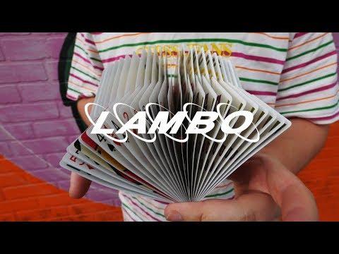 LAMBO  | Cardistry | Zach x Leo x James x CJ x Franco x Brendan | 2018
