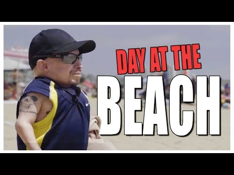 Thumbnail: BEACH DAY | Verne's Vlogs