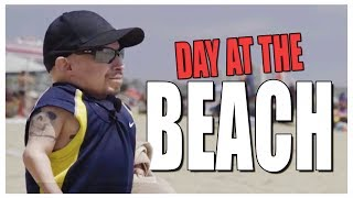 BEACH DAY | Verne's Vlogs