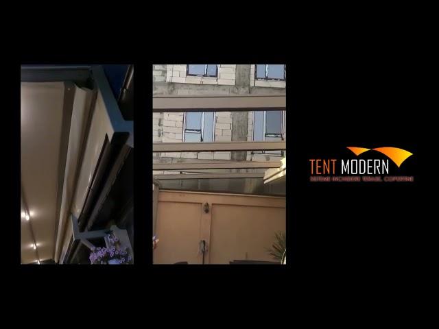 Pergola flopper - Tent Modern