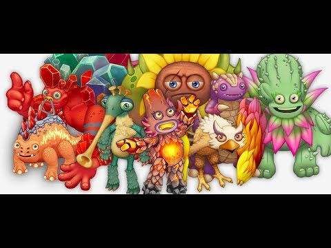 Fire Haven Remix! | My Singing Monsters | CTS