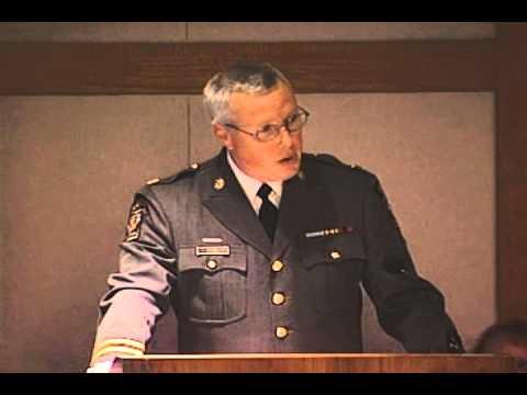 HACC Sen. John J. Shumaker Public Safety Center 100th Police Academy Graduation