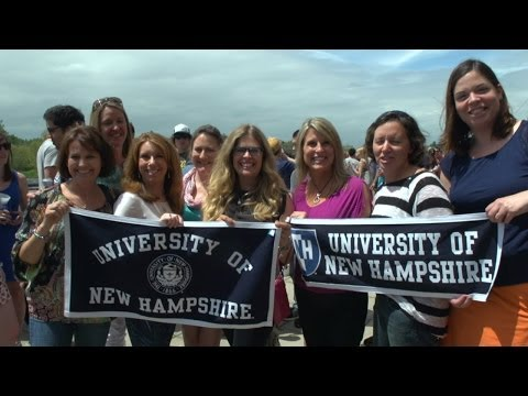 Jennifer Lee '92 Visits UNH