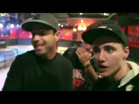 Eamon ft Gno & Pain (Human) Freestyle Jam Session Part 1