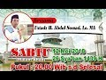 Bagian II Ustadz Abdul Somad di Tanjung Balai 12 Mei 2018