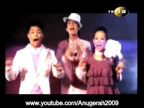 Hyrul Anuar, Eka Mairina & Aliff Aziz - Bintang Anugerahku MV