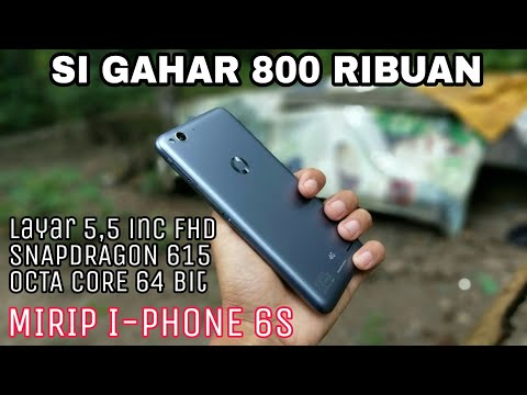 ++Unboxing & Hands on ZTE vodafone smart ultra 6 indonesia - si gahar 800ribuan mirip iphone 6s