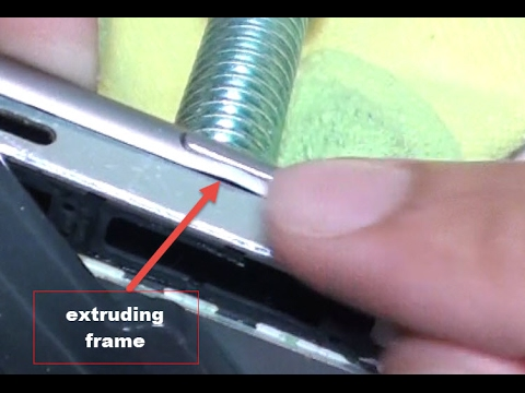 free shipping 46f4d 3fe15 iPhone 6: How to Fix Extruding / Dented Frame at Volume Keys