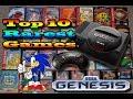 Top 10 Rarest Sega Genesis Games | Most Expensive Sega Games