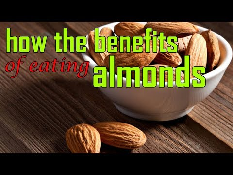 how  the  benefits  of  eating  almonds 🍏