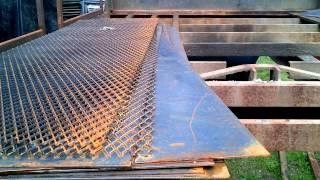 Flat Deck Dump Body Build Isuzu NPR Stake Side