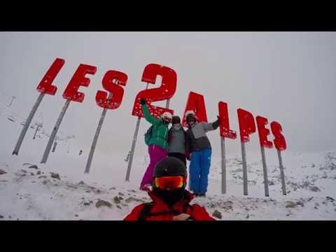 Les 2 Alpes 2018