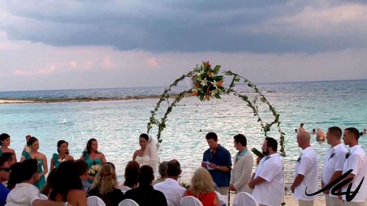 All inclusive caribbean destination weddings barcelo for Best caribbean destination weddings