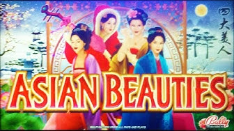Asian Beauties slot machine, DBG