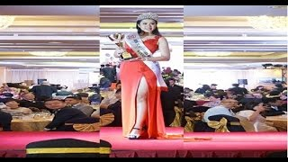 Miss Malaysia World 2014 is Dewi Liana Serietha