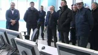 Predsjednik Vlade Igor Lukšić posjetio opštinu Pljevlja