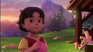 Heidi - Irány a hegy